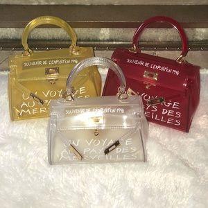 Handbags - Small Jelly Bag